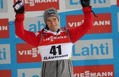 skoki narciarskie, Piotr Żyła, Lahti