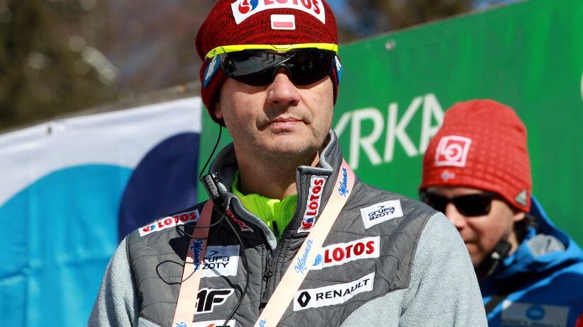 Stefan Horngacher w Planicy