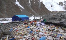 obóz wyprawy na K2