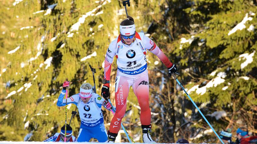 Monika Hojnisz nie wystartuje w biegu na dochodzenie w Anterselvie