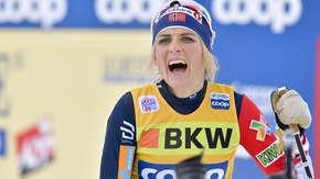 Therese Johaug najszybsza w Davos