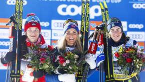 Therese Johaug wygrała w Oslo
