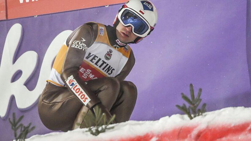 Kamil Stoch w Lahti