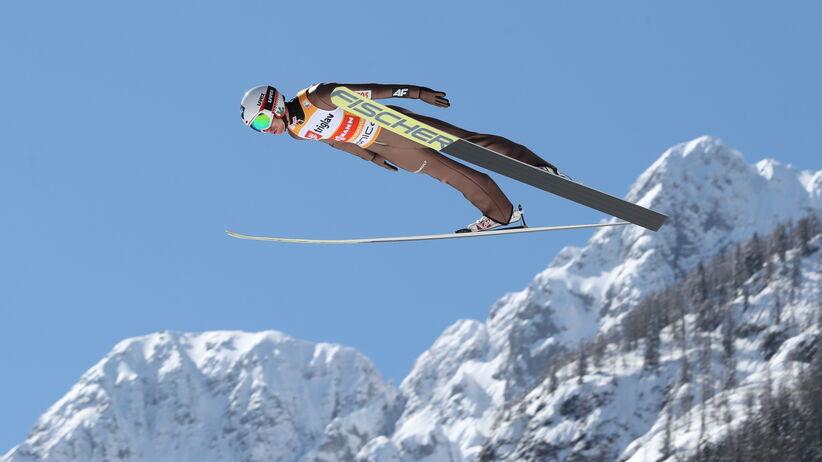 Kamil Stoch w kwalifikacjach w Planicy