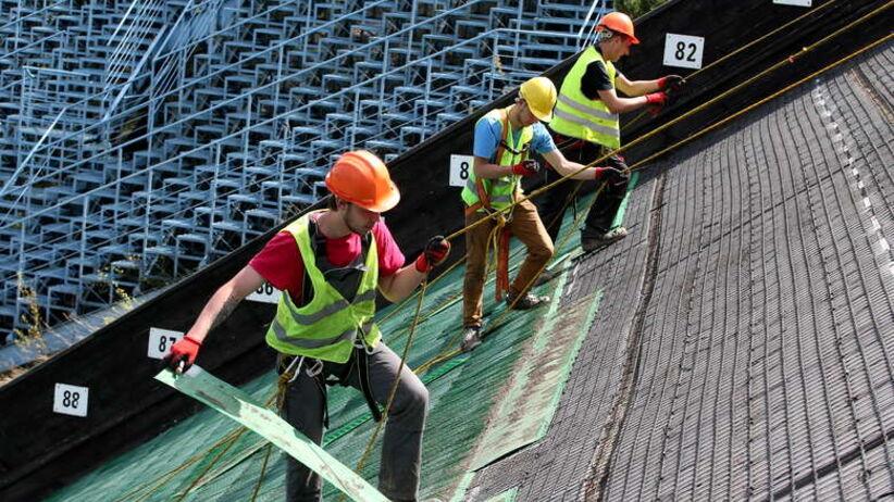 PŚ w skokach: Modernizacja Wielkiej Krokwi na finiszu