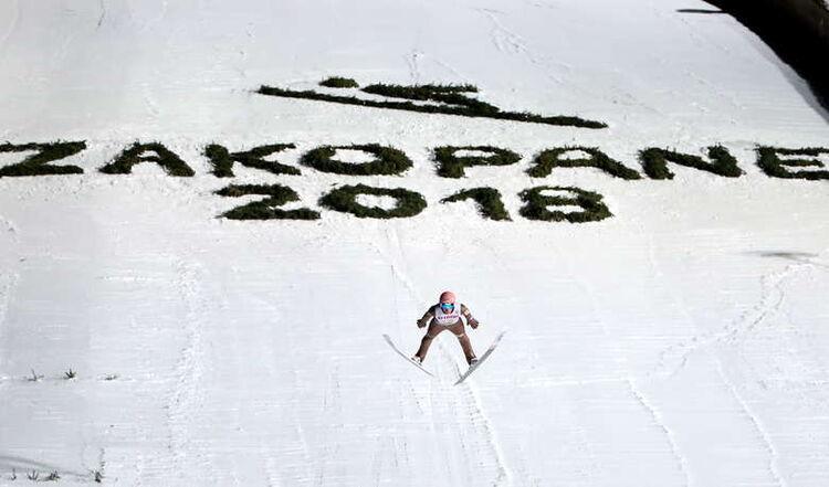 W którym roku otwarto Wielką Krokiew w Zakopanem?
