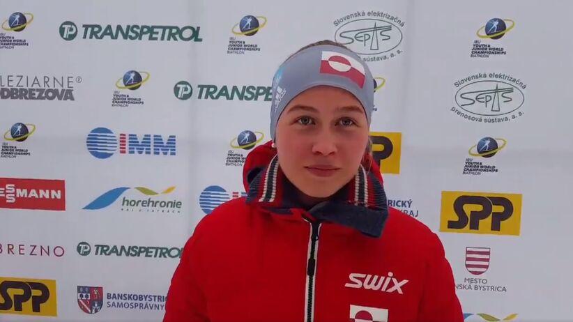 Ukaleq Astri Slettemark mistrzynią świata juniorek młodszych