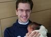 Simon Ammann po raz drugi został ojcem