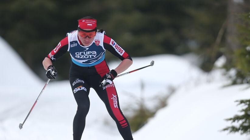 Justyna Kowalczyk najlepsza w maratonie narciarskim Birkebeinerrennet