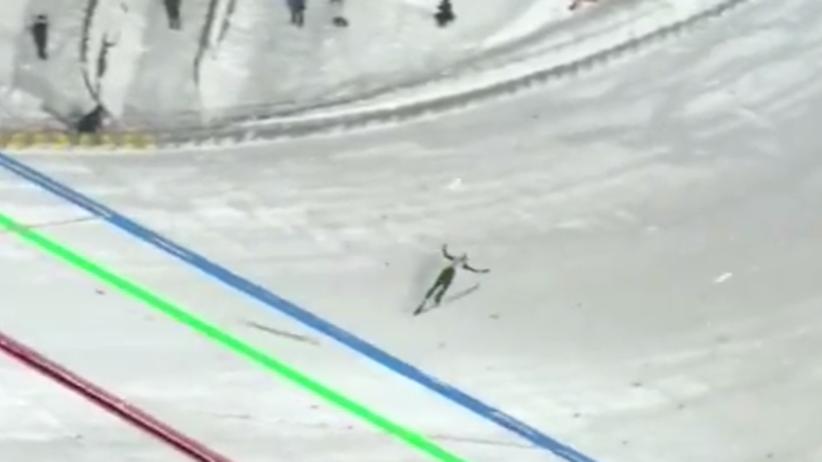 PŚ w Sapporo: Niewiarygodny rekord skoczni Kamila Stocha [WIDEO]