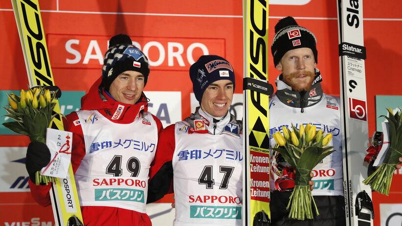 Stoch, Kraft, Johansson