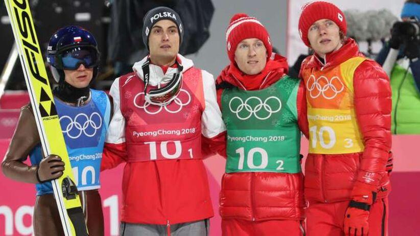 skoczkowie narciarscy