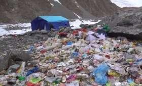 Śmieci pod K2