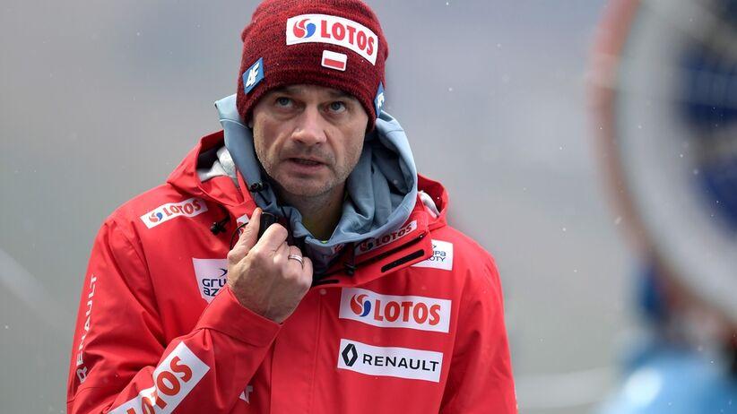 Stefan Horngacher narzeka na PZN