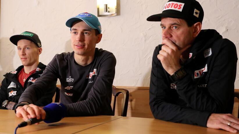 Stefan Horngacher, Kamil Stoch, Stefan Hula