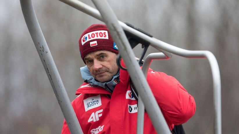 Stefan Horngacher podjął decyzję