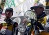 Wymowne zdjęcie Hannawalda i Małysza z Zakopanego! [FOTO]