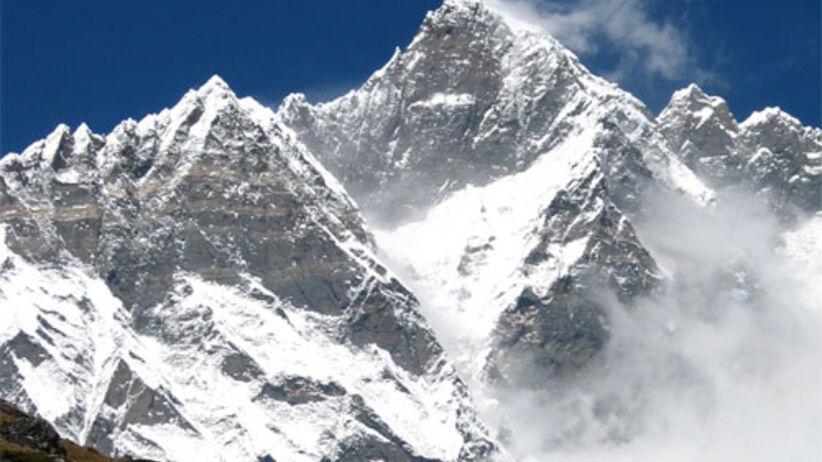 góra Lhotse