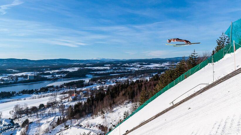 Skocznia w Vikersund