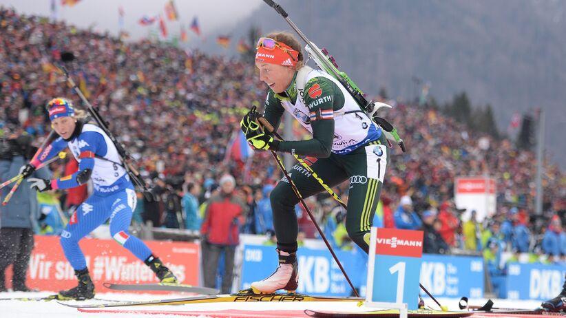 PŚ w biathlonie: Nowakowska 25. w Ruhpolding, triumf Makarainen