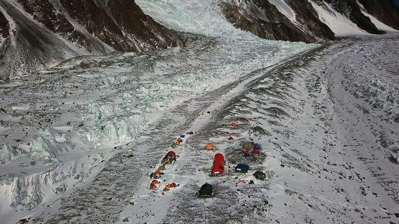 Wyprawa na K2: Nie ma żadnych ustaleń odnośnie ataku szczytowego