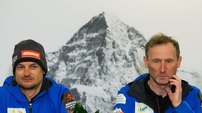 Adam Bielecki i Janusz Gołąb