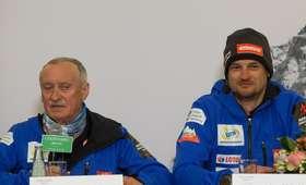 Krzysztof Wielicki i Adam Bielecki