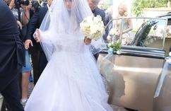 Ślub Radwańskiej i Celta (2)