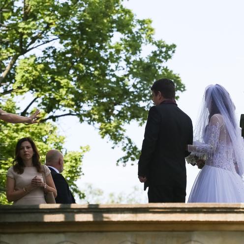 Ślub Radwańskiej i Celta (3)