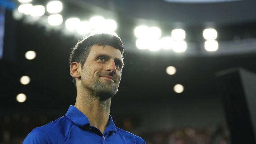 Novak Djoković w półfinale Australian Open 2019