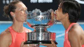 Stosur i Zhang mistrzyniami w deblu w AO 2019