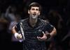 Novak Djoković w finale ATP Finals
