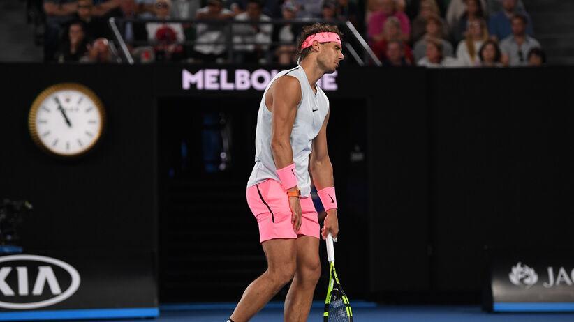 Australian Open: Różowe stroje mają... budzić strach wśród rywali
