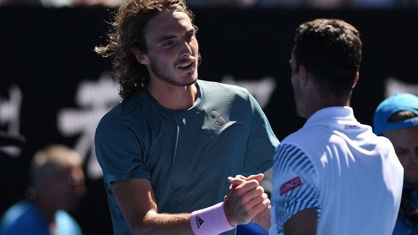 Australian Open: Stefanos Tsitsipas w półfinale, fenomenalny występ 20-latka