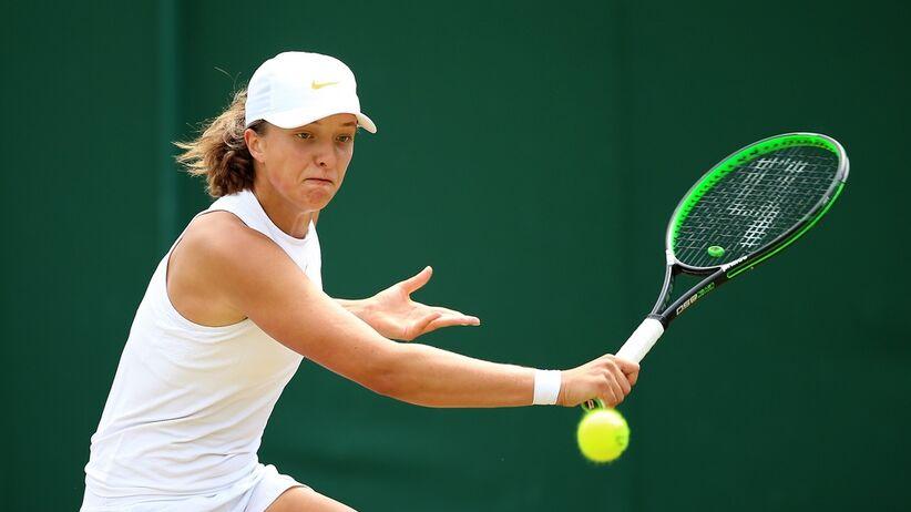Iga Świątek udanie zadebiutowała w Australian Open