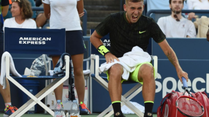Brytyjski tenisista przyłapany na zażywaniu kokainy