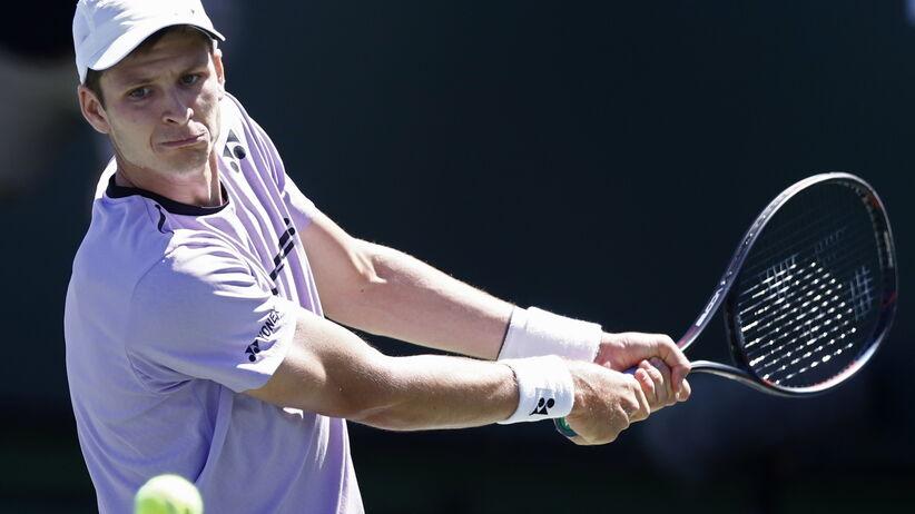Hurkacz - Federer