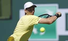 Hubert Hurkacz w 4. rundzie Indian Wells