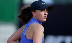 Iga Światek nie zagra w finale juniorskiego French Open