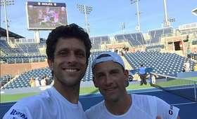Łukasz Kubot i Marcelo Melo w finale US Open