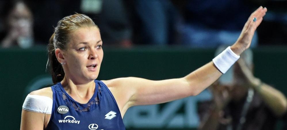Agnieszka Radwańsk zakończyła karierę