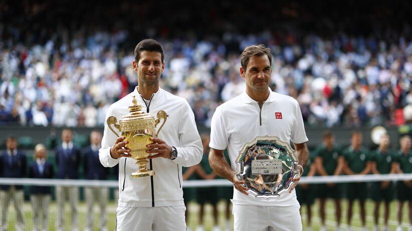 Djoković i Federer