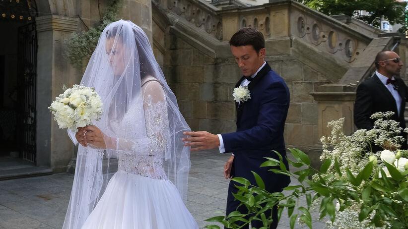 Ślub Radwańskiej i Celta