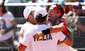 Włochy - Puchar Davisa