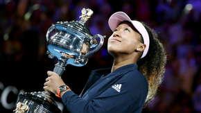 Naomi Osaka liderką rankingu WTA