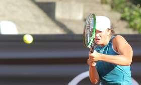 Świątek - Giorgi w Australian Open