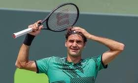 US Open 2017: Ogromne problemy Federera, sensacja była o krok