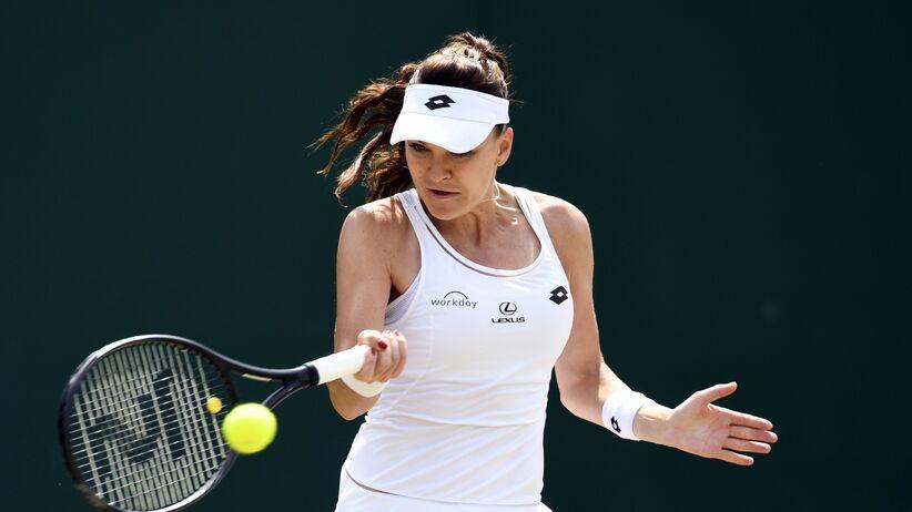 Radwańska po odpadnięciu z Wimbledonu: siadły nogi, 1/8 finału wzięłabym w ciemno