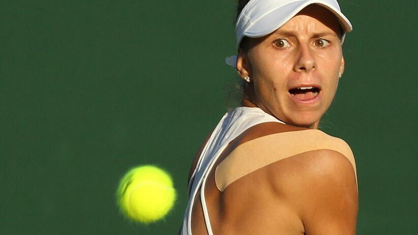 Magda Linette odpadła z Wimbledonu