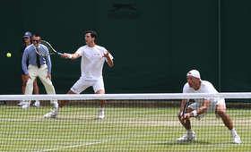 Łukasz Kubot i Marcelo Melo w ćwierćfinale Wimbledonu 2019